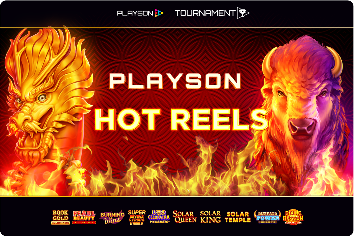Playson Hot Reelsトーナメント